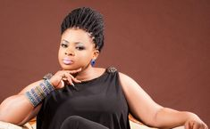 African Movie Star Thrashes The Critics On Her Plus-Size -