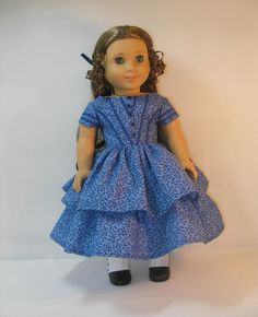 18 Inch Doll Clothes American Girl Marie Grace by terristouch