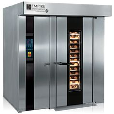 Commercial Deck Ovens and Oven Loaders | Empire Bakery Equipment