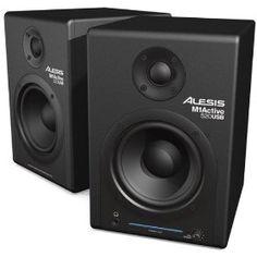 £164.00 Alesis M1Active 520 USB Monitor Speakers (Pair)