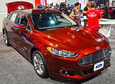 Ford 2015 Fusion Titanium...totally thinking car and I've never had a 4 door car before.