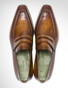 Berluti Venezia-leather Andy loafers, £1,350