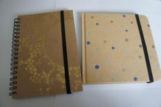 DIY book cover DIY Two Ways To Decorate Your Notebooks DIY Book Covers