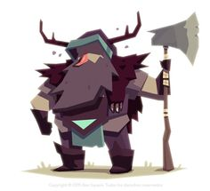 Video Game Character Design Collection by Zinkase