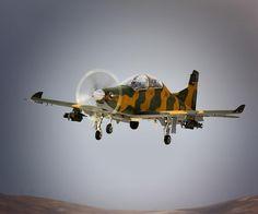 Hürkuş-C Test Flight