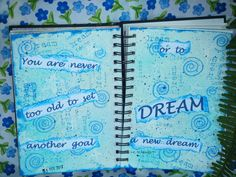 Angella Dee Designs: Art Journal Week 7/52