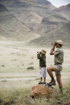Namibia family holiday