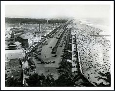 Whitney's, Whitney Brothers, Arthur Looff, Playland at the Beach, San