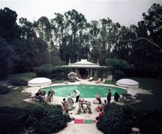 Slim Aarons  Scone Madame, ca1960 Photography