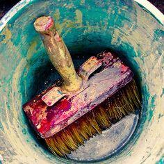 MontanaRosePainter — robenmarie: bucket & brush by -dubliner- on...