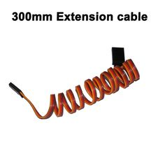 Find More Parts & Accessories Information about 10pcs/lot 300mm 30cm 26AWG…