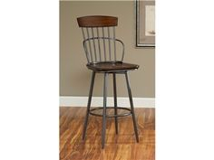 Shop for Largo International 30'' Swivel Barstool, D268-21, and other Bar and Game Room Stools at Union Furniture in Union,Missouri. Steel Tube.