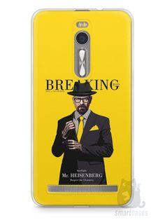 Capa Zenfone 2 Breaking Bad #2 - SmartCases - Acessórios para celulares e tablets :)