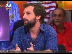 """Gregório Duvivier: """"Querer tirar Dilma por corrupção é limpar o chão com bosta"""""""