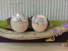 My little Owls of stones