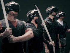 Utah-Based Startup The Void Is Looking To Take Virtual Reality Gaming To The Next Level [Virtual Reality: http://futuristicnews.com/tag/virtual-reality/]