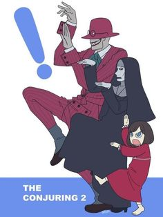 Super anime but I loved the Crooked Man so I had to save it.