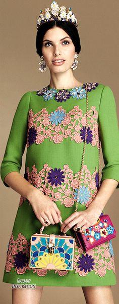 Dolce & Gabbana RTW Women's Fashion | Purely Inspiration