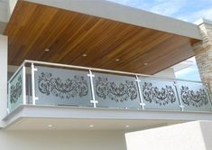 Staircase Glass Design, Balcony Glass Design, Glass Balcony Railing, Pvc Ceiling Design, Balcony Grill Design, Balcony Railing Design, Home Stairs Design, Glass Stairs, House Gate Design