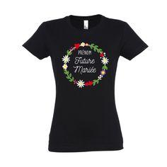 T-shirts pour vos evjf. Tarifs dégressifs à partir de 3 articles. #evjf #enterrementdeviedejeunefille #futuremariee #mariage
