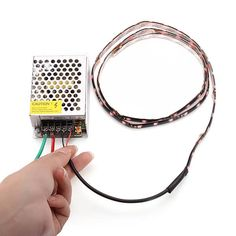 110V-220V to 12V 24W Switch Power Supply for Strip Light Converter  Worldwide delivery. Original best quality product for 70% of it's real price. Buying this product is extra profitable, because we have good production source. 1 day products dispatch from warehouse. Fast & reliable...