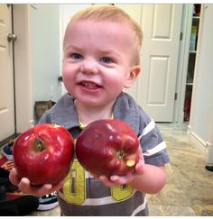 Apples for Daxton