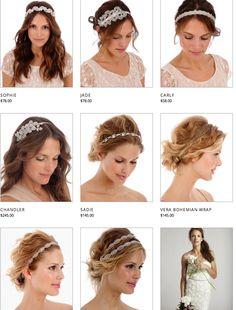Accessoires de la mariée: Jolie boutique Untamed Petals - Happy Chantilly   Happy Chantilly