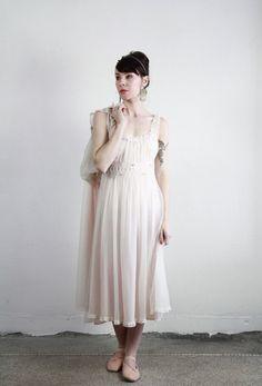 Vintage Sleepwear Night Gown a6d172f3e