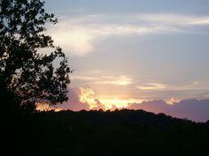 Sunset in Peytonsville