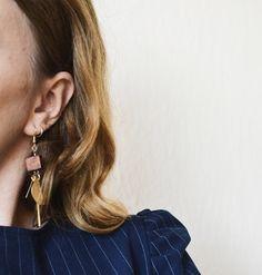 Retro earrings (@klaudiadittel) Drop Earrings, Retro, Create, Jewelry, Fashion, Jewlery, Moda, Jewels, La Mode