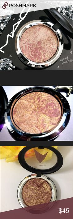 💫Mac  L E 'Trip the light fantastic highlighter💫 Mac brand new trio the light fantastic highlighter beauty powder ! Bnnb ! Bundle & save ! Or offer with  button ! 🎉🎉🎉🎉✨✨✨💫💫 MAC Cosmetics Makeup Face Powder