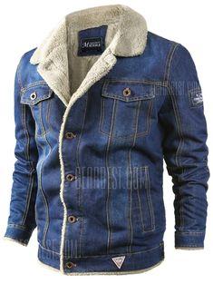 YUNY Mens Grid Plus Velvet Leisure Tops Fashion Button-Down-Shirts Two XL