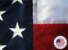 Premium American Flag 5x8' - 100% Made in the USA - Durable, Long Lasting, Brigh #AllStarFlags