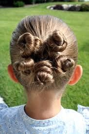 How to do Rosette Bun Hair style with step by step