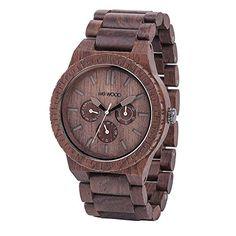 Wewood Men's Kappa Chocolate/white Wooden Watch WeWood http://www.amazon.com/dp/B00AEDD9AQ/ref=cm_sw_r_pi_dp_8Jq0ub0P0RS5W
