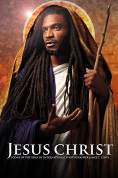 Jesus Christ by James C. The name Jesus (Gr., I·e·sousʹ) corresponds to the Hebrew name Jeshua (or, in… Blacks In The Bible, Black Art Pictures, Black Jesus Pictures, Atlanta Photographers, Art Africain, Biblical Art, Black Artwork, Black History Facts, African American Art
