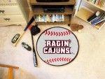 Ragin' Cajuns baseball mat