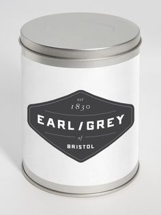 Packaging of the World: Creative Package Design Archive and Gallery: Earl Grey (Student Work)