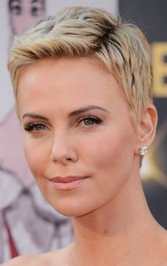 Super short pixie haircuts for