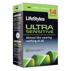 LifeStyles Ultras Sensitive Condoms in 14 Pack at Bed Time Toys, Sex Toys Canada, Free Discreet Shipping, Online Sex Toy Store with affordable prices All Or Nothing, Toy Store, Bedtime, Packing, Lifestyle, Toys, Bag Packaging, Gaming
