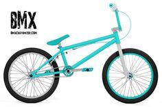 Customized BMX color scheme designed and published on www.bmxcustomizer.com - Design your own Custom BMX Bike now