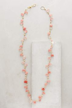 Byzas Necklace by CHAKARR- anthropologie.com