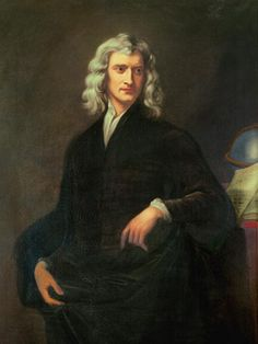 Many people consider English physicist and mathematician Sir Isaac Newton (1642-1727) one of the greatest minds of all time.
