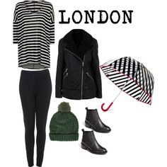 Travel Outfit for LONDON in WINTER