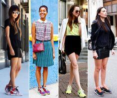nike sneaker fashion