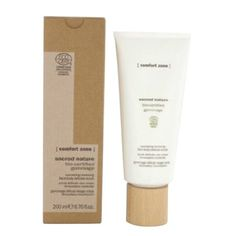Comfort Zone Sacred Nature Face Body Gommage 676 Ounce *** Find out more about the great product at the image link. Cleansers, Facial Skin Care, Face Cleanser, Beauty Stuff, Comfort Zone, Face And Body, Beauty Products, Image Link, Organic