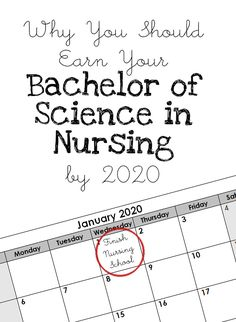 33 best careers in nursing images on pinterest nursing career Certified Medical Assistant Resume Sample why you should earn your bachelor of science in nursing bsn by 2020 bsn