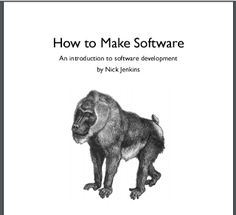 How To Make Software - An Introduction to Software Development Ebook Pdf ~ DHOCNET Downloads - eBooks PDF, OpenWRT, BIOS Dump, Scripts, Games