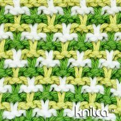 2 Colour Knitting Stitch Patterns 1043 Best Slip Stitch Mosaic Knitting Lifted Stitch Vaevestrik, Two Colour Pearl Brioche Knitting Stitch Patterns, Two Color Brioche Stitch Knitting Stitch Patterns, Slip Stitch Knitting, Knitting Stiches, Crochet Stitches Patterns, Knitting Charts, Loom Knitting, Crochet Designs, Knitting Designs, Baby Knitting, Knit Stitches