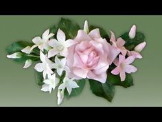 Patchwork Cutters - Filler Flowers - YouTube